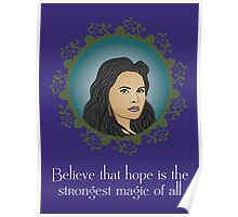 OUAT - Believe In Hope Poster