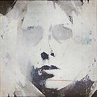 « autoportrait /dans mes brumes » by linda vachon