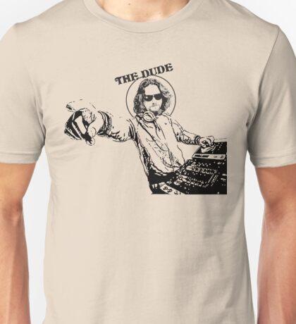 Big Lebowsky DeeJay Unisex T-Shirt
