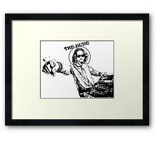 Big Lebowsky DeeJay Framed Print