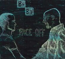 Face Off - Breaking Bad by Erica Andreose