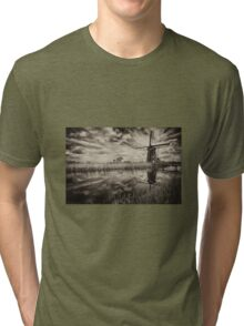 Dark Reflections  Tri-blend T-Shirt