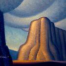 Desert Tower by Rob Colvin
