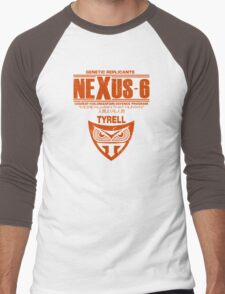 Nexus 6 - Blade Runner - Tyrell Men's Baseball ¾ T-Shirt