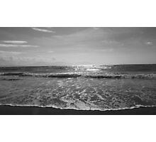 Serenity, Newborough beach. Photographic Print