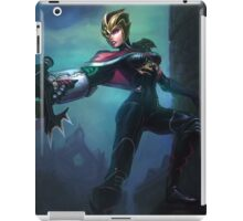 Crimson Elite Riven - League of Legends iPad Case/Skin