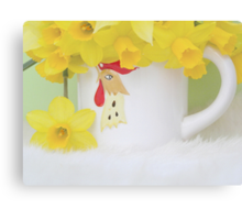 My Cup Runneth Over Canvas Print