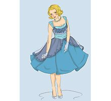 Cinderella (50's version) Photographic Print