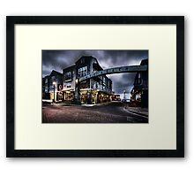 """""""Spooky Nye"""" Framed Print"""