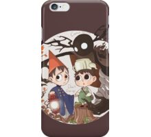 Don't be scared, brother iPhone Case/Skin