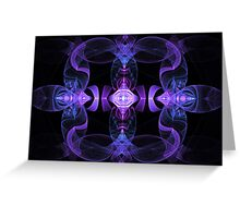 Travel With Me Through Time Greeting Card