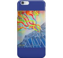 Fall of the Wall iPhone Case/Skin