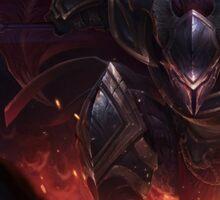 Dragon Slayer Pantheon - League of Legends Sticker