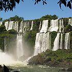 Iguasu Falls - Argentina by Craig Baron