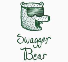 Swagger Bear t-shirt by illPlanet