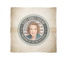 Elect Carly Fiorina Scarf