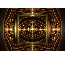 Vault of Never Ending Wealth Photographic Print