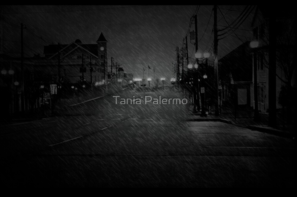when you come i lock pieces of myself away  by Tania Palermo