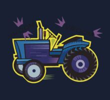 Tractor Time VROOM VROOM. Kids Clothes