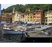 Portofino Italy Photographic Print