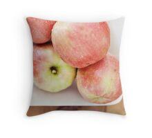 first harvest {2} Throw Pillow