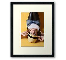 Editorial Shoot: #6 Framed Print