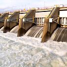 Nimbus Dam Release by the57man