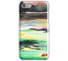 Flow of time iPhone Case/Skin