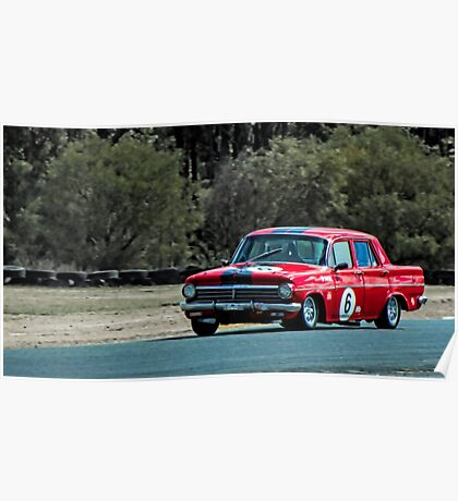 EH Holden Poster