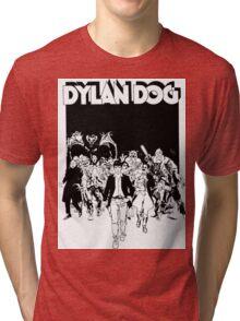 Dylan Dog Tri-blend T-Shirt