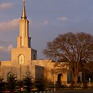 Mormon Temple by the57man