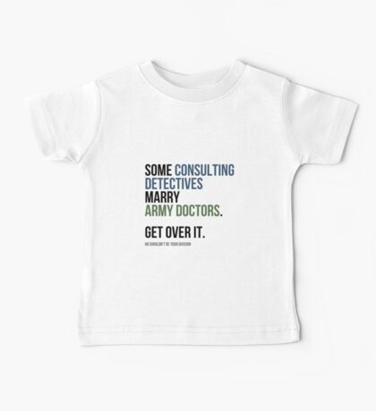 Some Consulting Detectives... Baby Tee