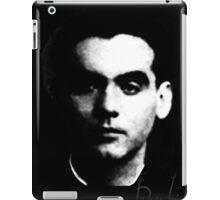 Garcia Lorca iPad Case/Skin