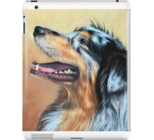 Australian Shepherd Dog iPad Case/Skin