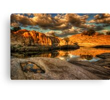 Once Upon A Cove Canvas Print