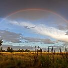 Under The Rainbow by David Haworth