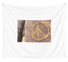 Artsy Fartsy - 10 - Fragile Peace In Threads © Wall Tapestry