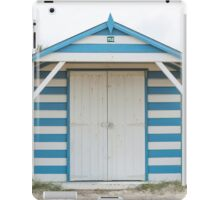 Beach Hut iPad Case/Skin
