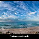 Tuckamore Beach. by Mick Smith