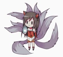 Ahri Chibi Kids Clothes