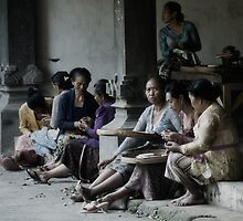 Women of Ubud by wellman
