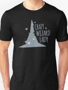 Crazy Wizard Lady T-Shirt