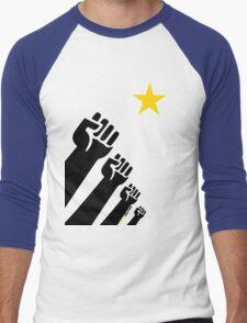 Commufist 2 Men's Baseball ¾ T-Shirt
