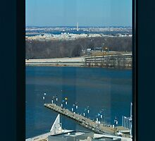 Out the Window by NikonJohn