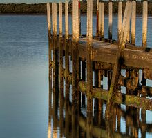 calm bay by collpics