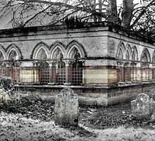 The Mausoleum by Catherine Hamilton-Veal  ©