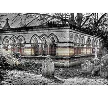 The Mausoleum Photographic Print