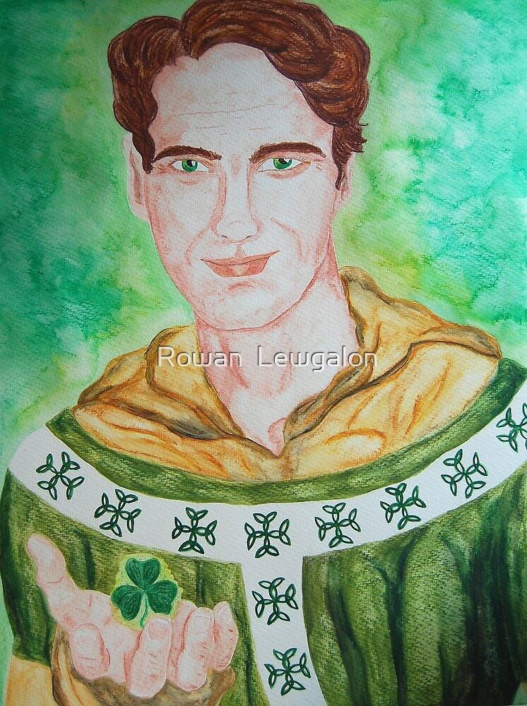 Saint Patrick by Rowan  Lewgalon