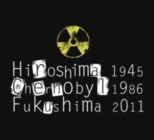 Fukushima Nuclear - Japan 2011 by personalized