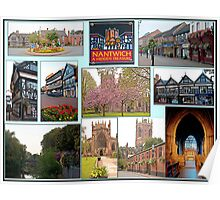 Nantwich, my home town Poster